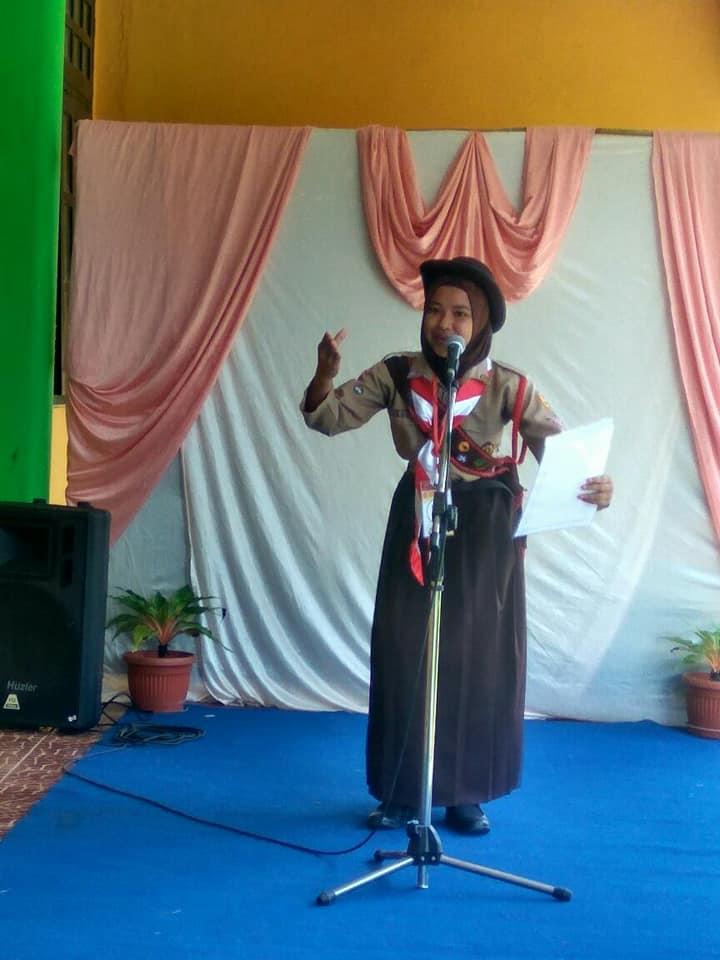 Kegiatan Scout Fest dan Alamah Anniversary 2018