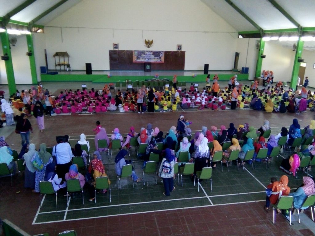 Kegiatan Gebyar Kreativitas Anak 2018